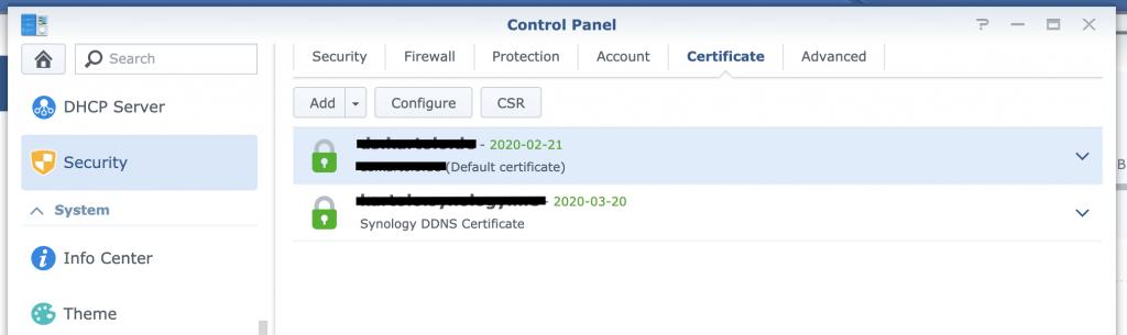 setup let's encrypt certificate
