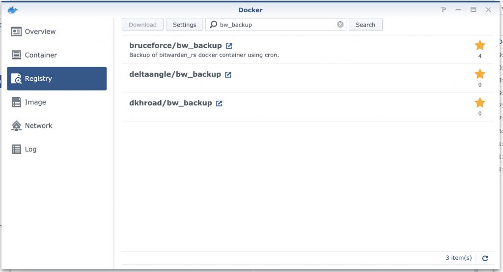 bruceforce/bw_backup image